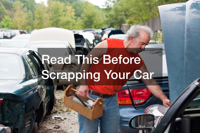 Should I scrap my car or fix it